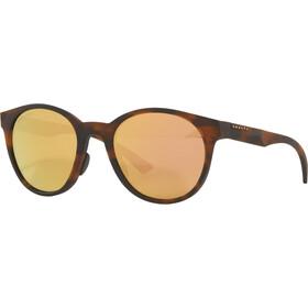 Oakley Spindrift Sunglasses Women, matte brown tortoise/prizm rose gold